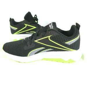 New Reebok LIQUIFECT 180 Shoes Blk/Neon Yellow